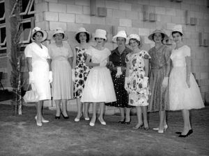 Fashion through the years on the Sunshine Coast