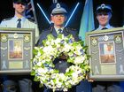Two police officer's lives were lost serving the thin blue line