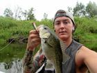 TOTALLY HOOKED: Anglers target Everglades' bass