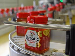Capilano Honey has created the world's first clinically-tested prebiotic honey, Beeotic.