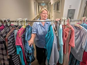 Pam Whelan is a finalist in the 2016 Aged Care Hospitality Awards for her work in the laundry at The Whiddon Group Grafton.