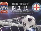 Tickets are now on sale for the Westfield W-League/Hyundai A-League double header.