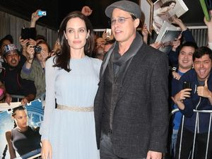 Brad Pitt and Angelina Jolie 'working on custody agreement'