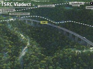 Second Range Crossing viaduct