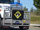 The Lights on the Hill convoy starts from Citiswich at Bundamba.
