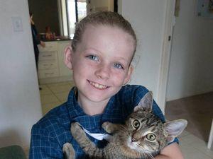 Bundy's rescue pets