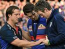 With Luke Beveridge behind the wheel steering them in the right direction the Bulldogs have proven unstoppable.
