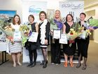 Women are being recognised for their contributions to the community with the Strong Women Leadership Awards.