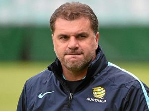 Ange confident Socceroos can handle heat in Saudi Arabia