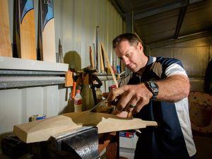 Meet Adam Elliott: builder by day, batman by night.