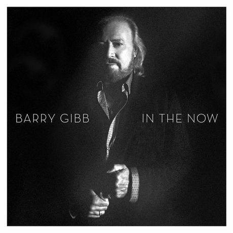 """This CD cover image released by Columbia Records shows \""""In the Now,\"""" by Barry Gibb. (Columbia Records via AP)"""