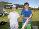 It felt as if someone had flicked the switch on summer when Stanthorpe's young cricketers turned up for the first taste of the game yesterday.
