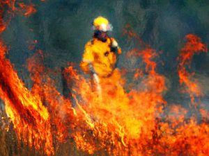 Dangerous fire season ahead for Ipswich