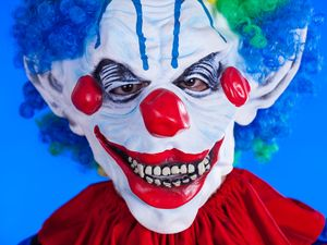 Following a spate of creepy clown sightings in Australia some schools have chosen to err on the side caution.