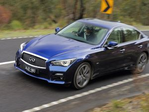 298kW hit: Infiniti Q50 Red Sport road test and review