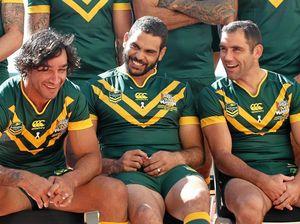 Family first for Meninga's Kangaroo squad