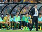 Socceroos coach Ange Postecoglou is not treating tonight's World Cup qualifying clash with Japan in Melbourne any differently from any other match on the road.