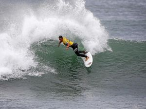 Australian Tyler Wright takes first world surfing crown