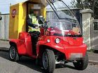 Putting the snail into mail was a fail and cost this NZ postie the job
