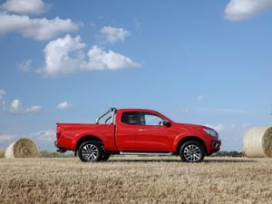 Nissan Navara King Cab road test and review