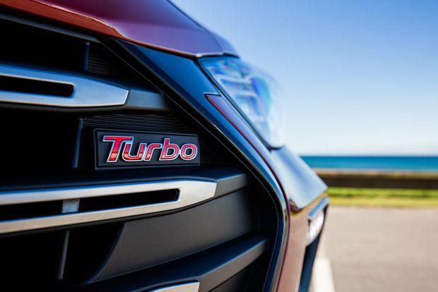 2016 Hyundai Elantra SR Turbo.Photo: Mark Bramley.