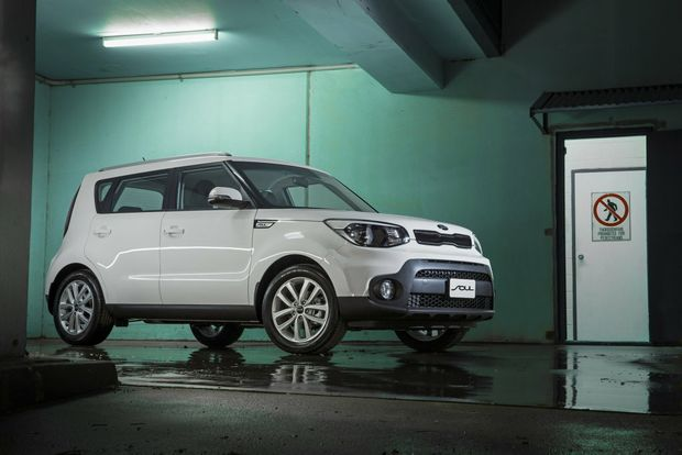 2017 Kia Soul.Photo: Contributed