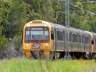 08/12/08      179814Electric train from Nambour to Roma Street, Brisbane, rail, passengers, transport.WARREN LYNAM / SUNSHINE COAST DAILY