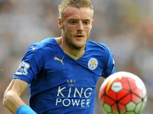 Foxes keen to get Vardy firing again