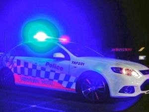 Man 'pointed loaded gun at police, crashed into cop car'