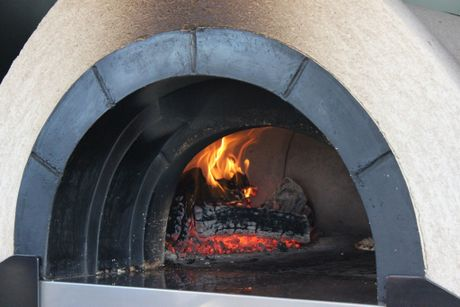 Do you enjoy a wood fired pizza?