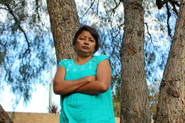 DIRE SITUATION: Fijian national Primela Wati could be separated from her family in Stanthorpe after the Immigration Department rejected her application for a partner visa.