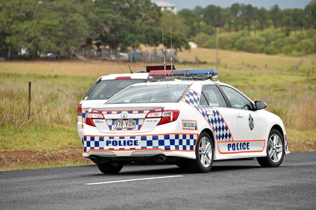 A young woman has died in a horror crash in south-west Queensland.