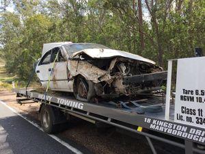 TRAGEDY: Husband killed, wife critical after crash