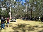 RIDE FOR FRANKIE: More than 100 riders from Gladstone turned out to support Frankie Beresford's family.