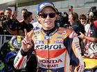 Marquez seals third MotoGP crown