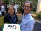 Steve's a decade wiser at helping Noosa business