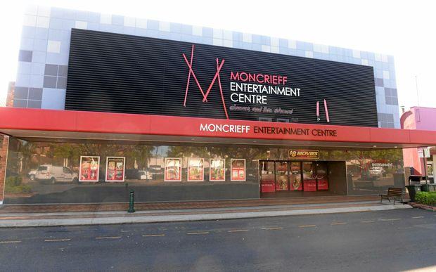 Moncrieff Entertainment Centre.Photo: Mike Knott / NewsMail