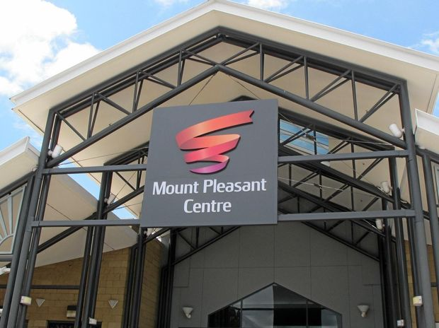 Change of name: Mount Pleasant Centre.