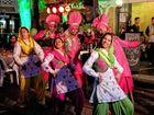 Diwali lights up city and big crowd