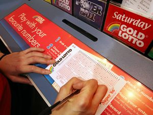 Why did couple take two weeks to claim Rocky lotto win?