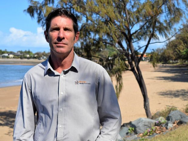 Eimeo Surf Lifesaving Club sports director Alan Zamparutti believes it is only a matter of time before a swimmer is taken by a crocodile at Eimeo Beach.