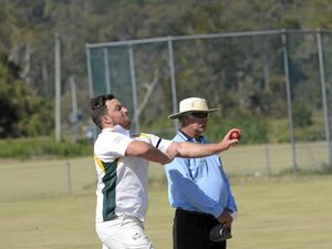 LCCA First Grade: Wanderers v Lawrence