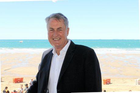 Mackay Mayor Greg Williamson agrees it makes sense to have Adani's regional headquarters based in Mackay.