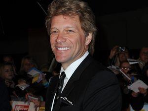 "Jon Bon Jovi overcame ""darkness"" thanks to his wife"