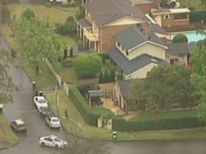Man, woman, two children and dog found dead