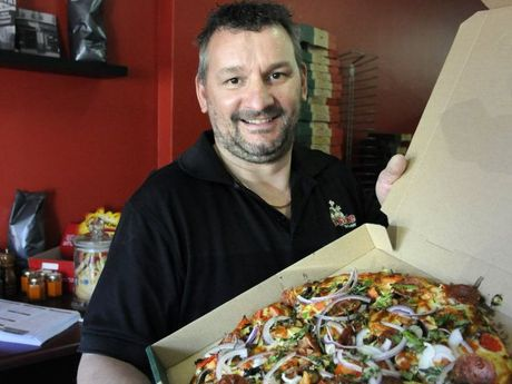 Toowoomba people love Pizza and have nominated their favourite, La Taste - Paul Worrell