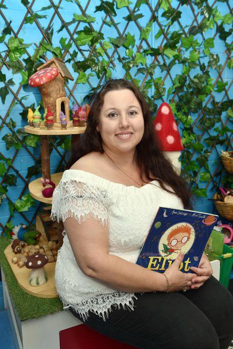 Family Day Care educator Tabitha Penman.