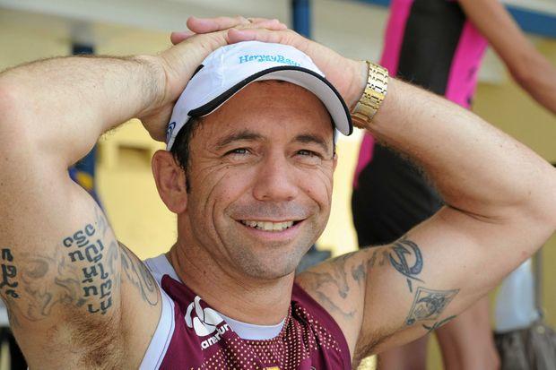 Profile- Craig Glover.Photo: Robyne Cuerel / Fraser Coast Chronicle