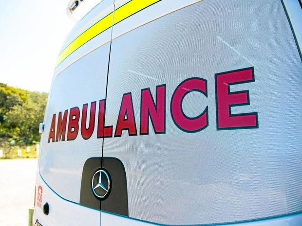 Paramedics were kept busy after two crashes in the region.