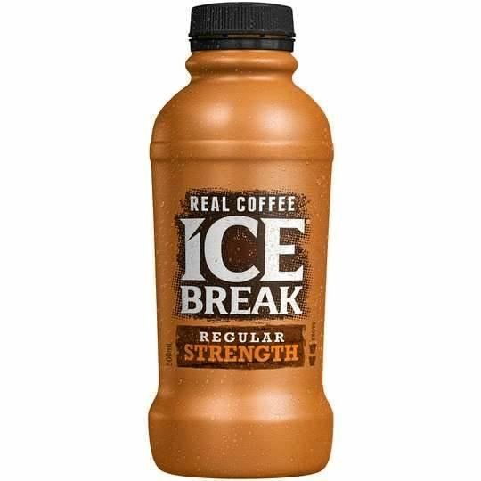 COFFEE CLUE: Police found Nathan Gregson Morgan's DNA on a bottle of Ice Break he left at a crime scene.